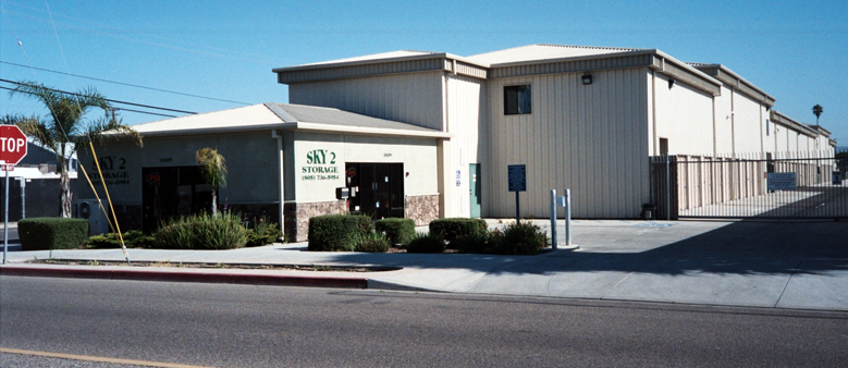 Beau Sky 2 Storage Lompoc California